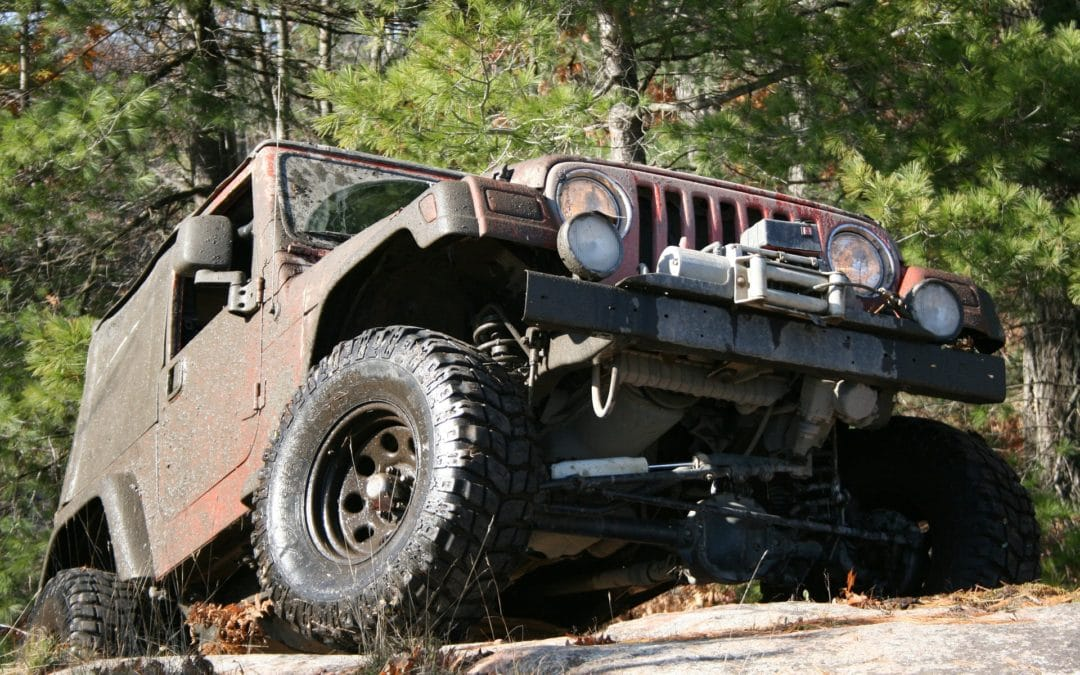 6 Lessons Learned in a Jeep (in 2 Minutes I Won't Get Back)