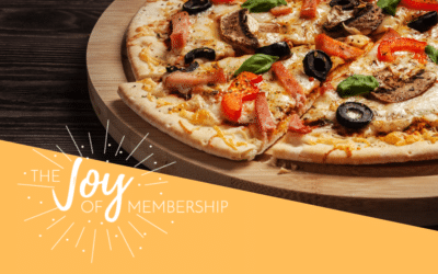What I Learned About Membership in Two Minutes at Pizza Hut