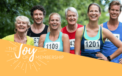 Running Buddies – Building Membership Value Through Shared Experiences