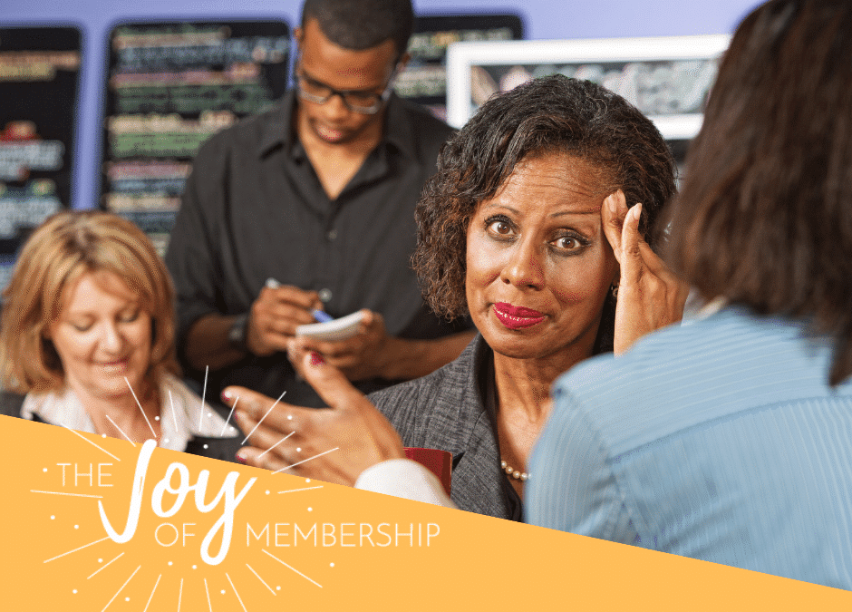 Leading Your Membership When You Don't Really Feel Like It