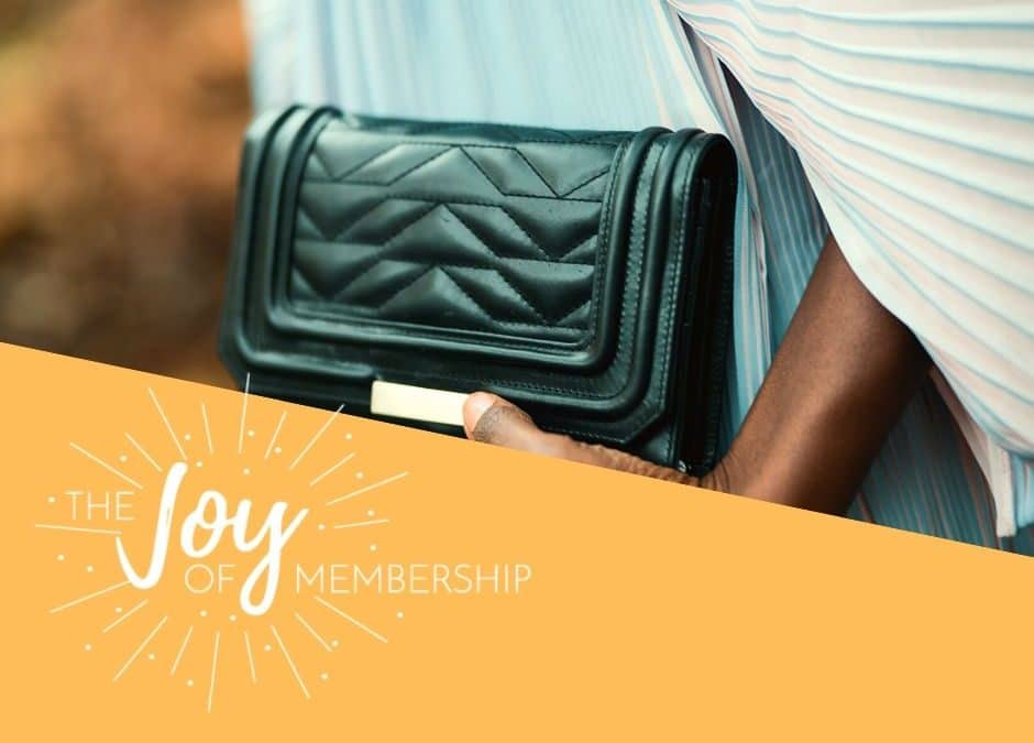 Buying Membership – Over and Over and Over