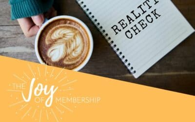Member Experience Design – Expectations vs. Realities