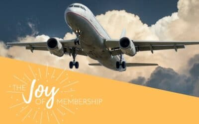 Flying the Friendly Galaxy – Partnering with Vendors, Sponsors, & Affiliate Members