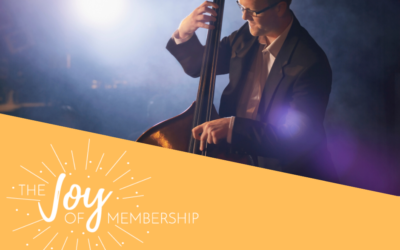 The Steady Thumpa-Thumpa-Thumpa – THAT's Your Member Experience
