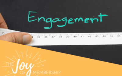 Being Engaged with Members Is NOT the Same as Attracting Engagement
