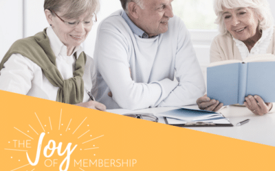 Building an Experience for Older Members