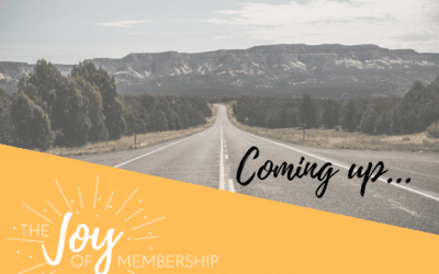 ANNOUNCING: Transform Your Board Training + New Member Care Software