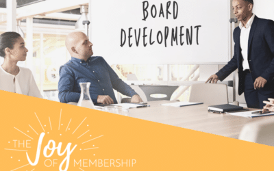 Membership Leaders Share: The Qualities of an Ideal Board Member