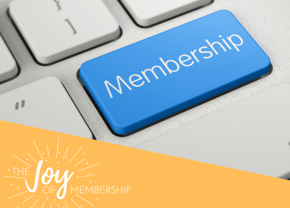 """Membership can either define you or just make you crazy."""