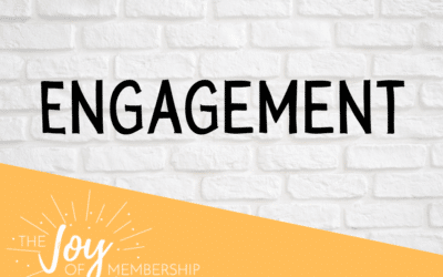 Attracting Engagement vs. Being Engaged