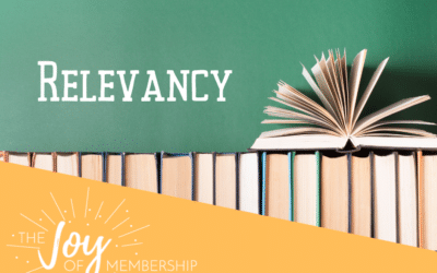 The Race for Relevance Revisited