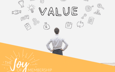 Using Content to Build Value Anticipation for Members